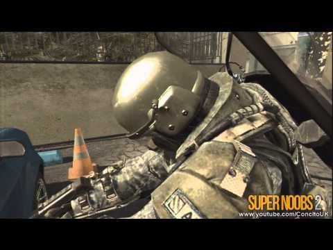 mw2 - Super Noobs 3 here: http://www.youtube.com/watch?v=rtKDvYV4roY&list=UU5va0n7v1tGh7b7J-54IjXQ&index=6&feature=plcp So its finally done, the second in the seri...