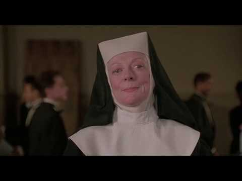 Go With God, Crispy - Maggie Smith (Sister Act 2: Back in the Habit, 1993)