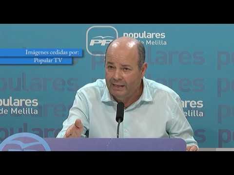 PSOE y CpM tienen el vacío absoluto en proyectos para mejorar los datos de empleo de Melilla