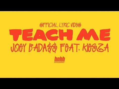Napi ajánlat: Joey Bada$$ ft. Kiesza - Teach Me