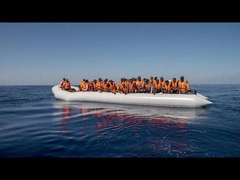Πτώματα μεταναστών στις ακτές της Λιβύης