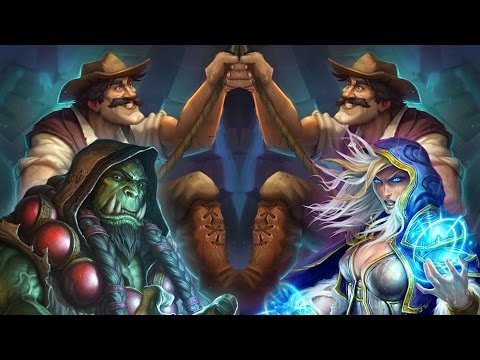 (Hearthstone) Battlecry Shaman VS Reno Mage