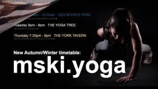 MSKI Dynamic Yoga Promo