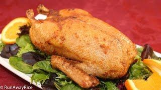 Roast Duck Made Easy (Vit Quay)