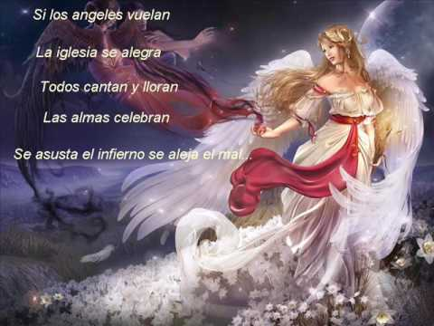 angeles - Cancion de padre Marcelo Rossi con letra para que puedas seguir la cancion.