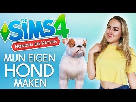 Hondje maken met Sims 4 Honden en katten