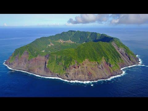 Tokyo's Secret Island Paradise | AOGASHIMA ★ ONLY in JAPAN (видео)