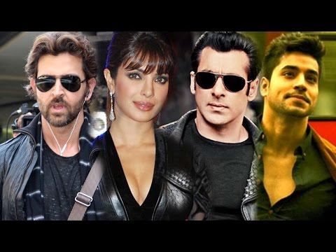 Salman Khan, Priyanka Chopra, Hrithik Roshan And M