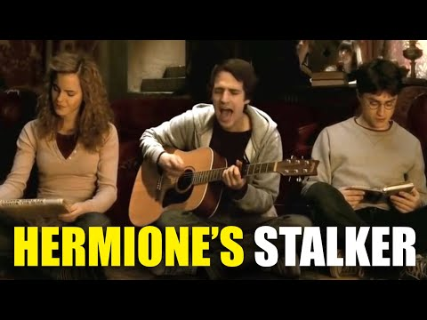 Hermione - New Harry Potter trailer (For real!) Hermione has a new admirer who can't get enough of her. Harry Potter and the Outcasts of Hogwarts: Hermione's Stalker Th...