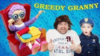 Video Sketchy Mechanic Steals Greedy Granny's Teeth!  Silly Funny Kids Video with Dad MP3, 3GP, MP4, WEBM, AVI, FLV Oktober 2018
