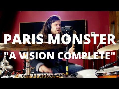 "Meinl Cymbals Josh Dion Paris Monster ""A Vision Complete"""