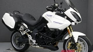 8. 2010  TRIUMPH  TIGER 1050 W/ABS - National Powersports Distributors