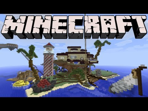Minecraft - Name This Island!
