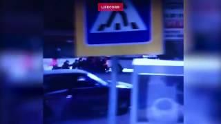 В Махачкале подростки катались на полицейском УАЗе