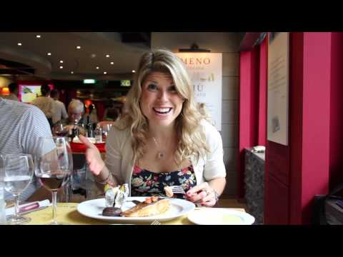 dining - Get Lost with Kelley Ferro aboard the beautiful MSC Divina! The stunning MSC Divina pulled into Miami's harbor in November to start her Caribbean route. This...