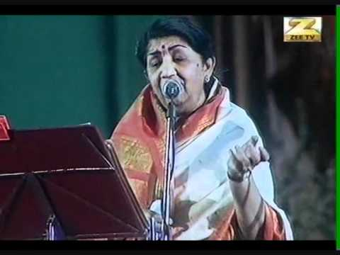 Download Lata Mangeshkar - Dil to pagal hai HD Mp4 3GP Video and MP3