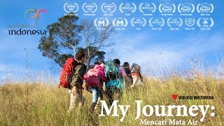 Nonton My Journey  Mencari Mata Air   Official Trailer  Hd    My Journey  Finding Waterspring Film Subtitle Indonesia Streaming Movie Download