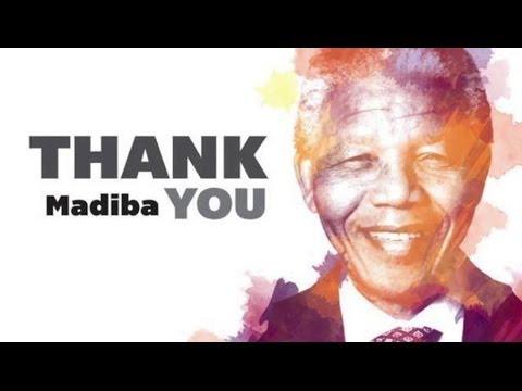 Nelson Mandela Tribute Video – Fat Burning Workout