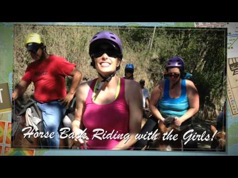 Kaia Costa Rica Retreat 2012