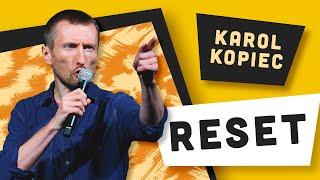 Skecz, kabaret = Karol Kopiec - Reset (Bielsko-Biała 2017)