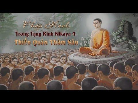 Pháp Hành Trong Tạng Kinh NIKAYA 4 – Thiền Quán Thâm Sâu