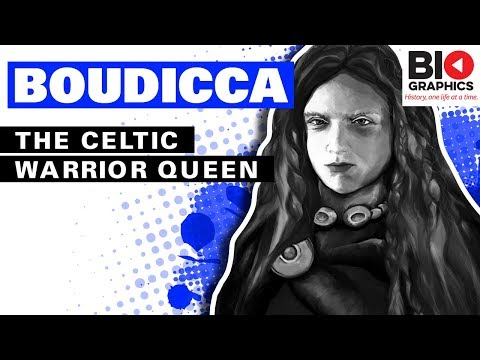 Boudicca - The Celtic Warrior Queen