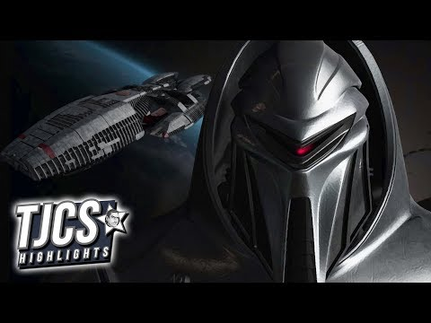 Battlestar Galactica Series Reboot Officially Announced