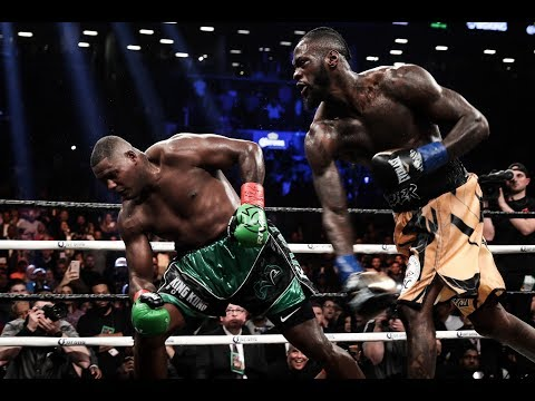 Legendary Boxing Highlights: Wilder vs Ortiz