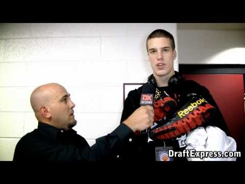 DraftExpress Video - The Brothers (Marshall Plumlee & Cody ...