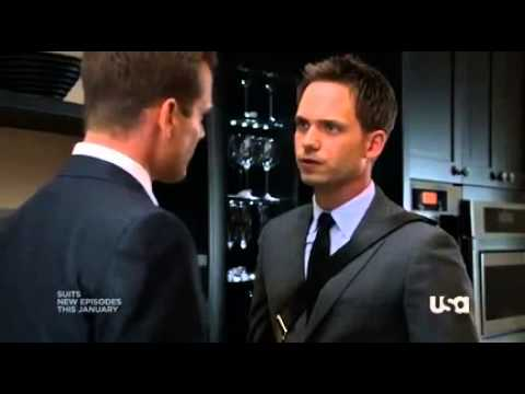 Suits Season 2 (Promo 'January')