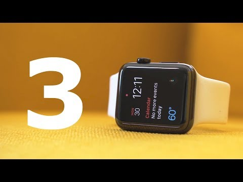 Apple Watch 3: New Design and LTE!