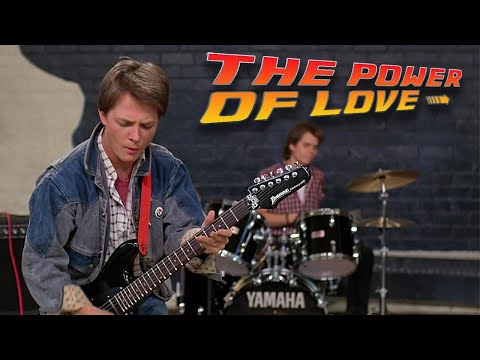 Tekst piosenki Huey Lewis - The power of love po polsku