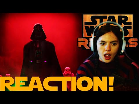 """STAR WARS REBELS - """"The Siege of Lothal [1]"""" [S2Ep1] review/reaction!"""