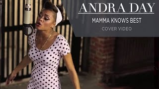 Jessie J - Mamma Knows Best (Cover Andra Day)