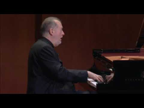 Garrick Ohlsson - COVID-19 recital (live-streamed, no in-person audience)