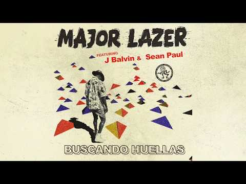 Major Lazer - Buscando Huellas (feat. J Balvin & Sean Paul) (Official