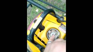 1. Gator 50 moped overview