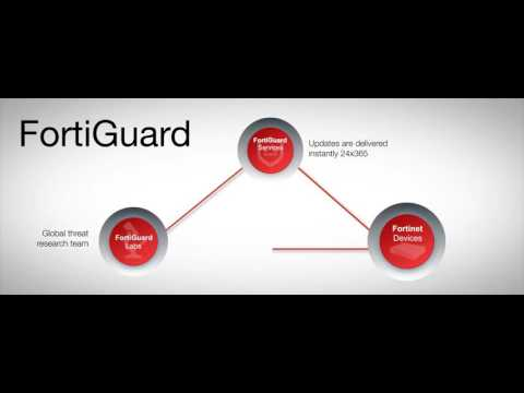 Fortinet Corporate Video