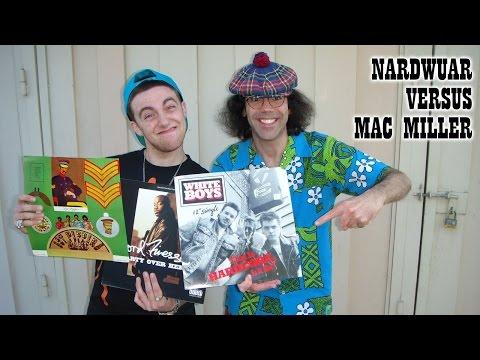 Nardwuar vs. Mac Miller
