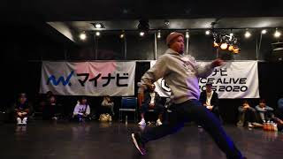 Satoci – DANCE ALIVE HERO'S 2020 KIDS KANSAI vol.2 JUDGE DEMO