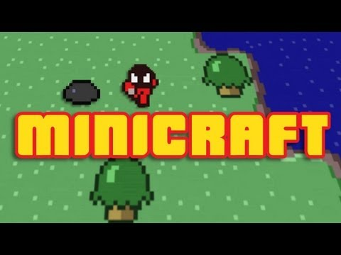 Minitale - Minicraft (100%) - Ep 02 - Vectors be Damned - VerbalProcessing