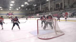 Midland vs. Syracuse ACHA Tournament