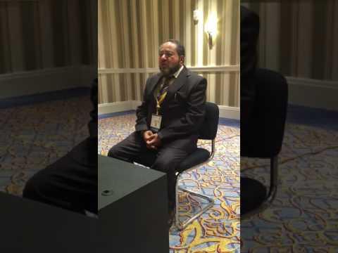 Interview with Dr. Omar Shalabi, of Johns Hopkins Aramco Healthcare, SAUDI ARABIA