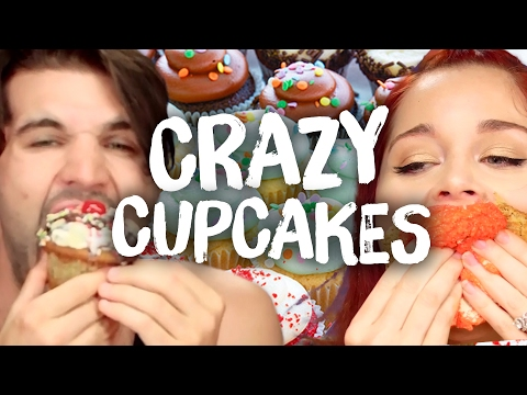 Not Your Average CUPCAKES (Cheat Day) (видео)