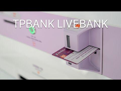 Mở tài khoản, nhận thẻ ATM ngay lập tức với TPBank Livebank - Thời lượng: 9:44.