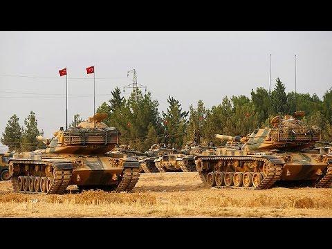 «Καρποφορεί» για την Τουρκία η χερσαία επιχείρηση στη Συρία