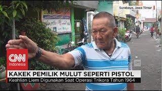 Video Sakti! Djoni Liem, Kakek Pemilik Mulut Seperti Pistol Layaknya Seorang Ninja MP3, 3GP, MP4, WEBM, AVI, FLV November 2018