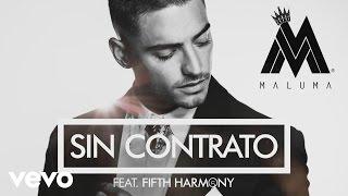 Maluma - Sin Contrato (feat. Fifth Harmony) videoklipp