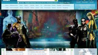 MSN Takeover Video