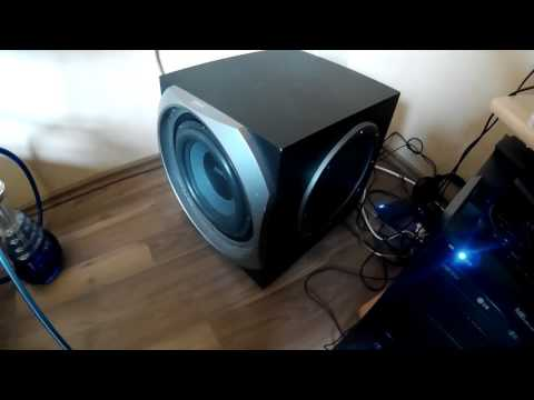 Edifier S730 | Got bass'n excursion? (видео)